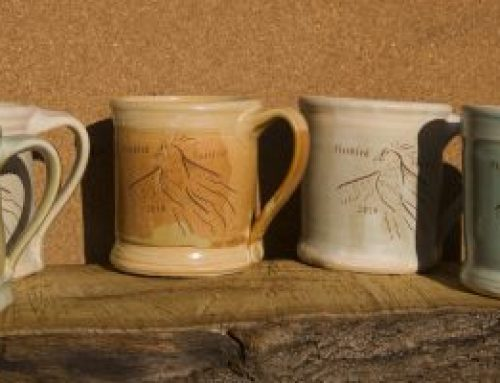 Our 2018 Firebird Mugs are here
